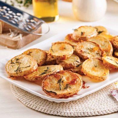 Pommes de terre rôties au parmesan - Recettes - Cuisine et nutrition - Pratico Pratique
