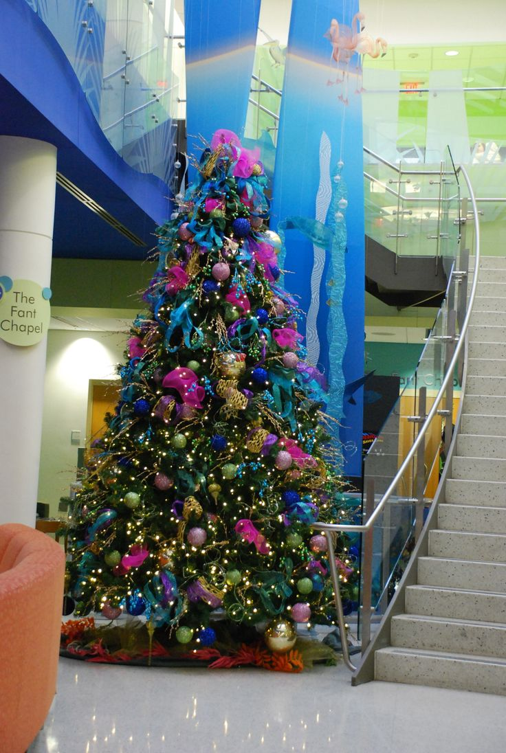 """Some more great color......""""under da sea""""!! #ipschristmas2013"""