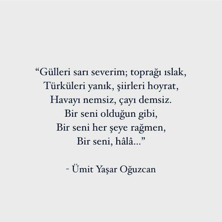 #şiir # gül #türkü #sen