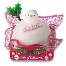 クリスマス雪だるまケーキ | ケーキ・洋菓子 | 不二家