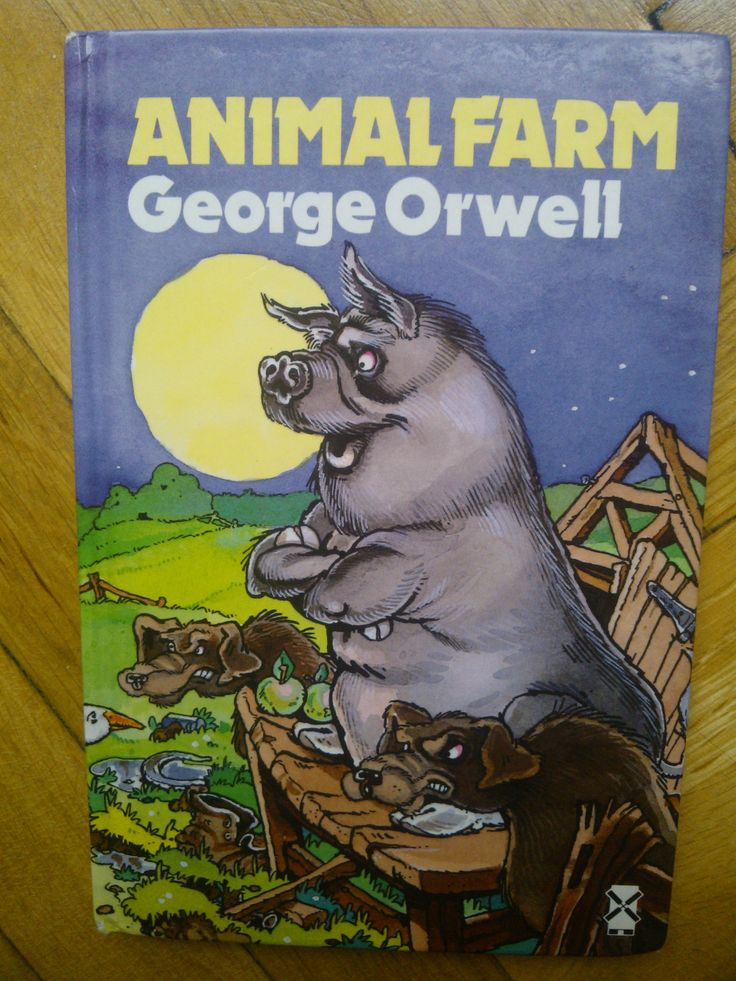 The relevance of George Orwell's Animal Farm to modern politics