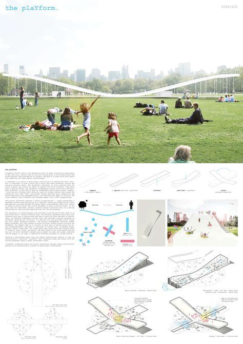 Central Park Summer Pavilion Competition was open to international undergraduate and graduate students and recent graduate of architecture. The CPSP was envi…