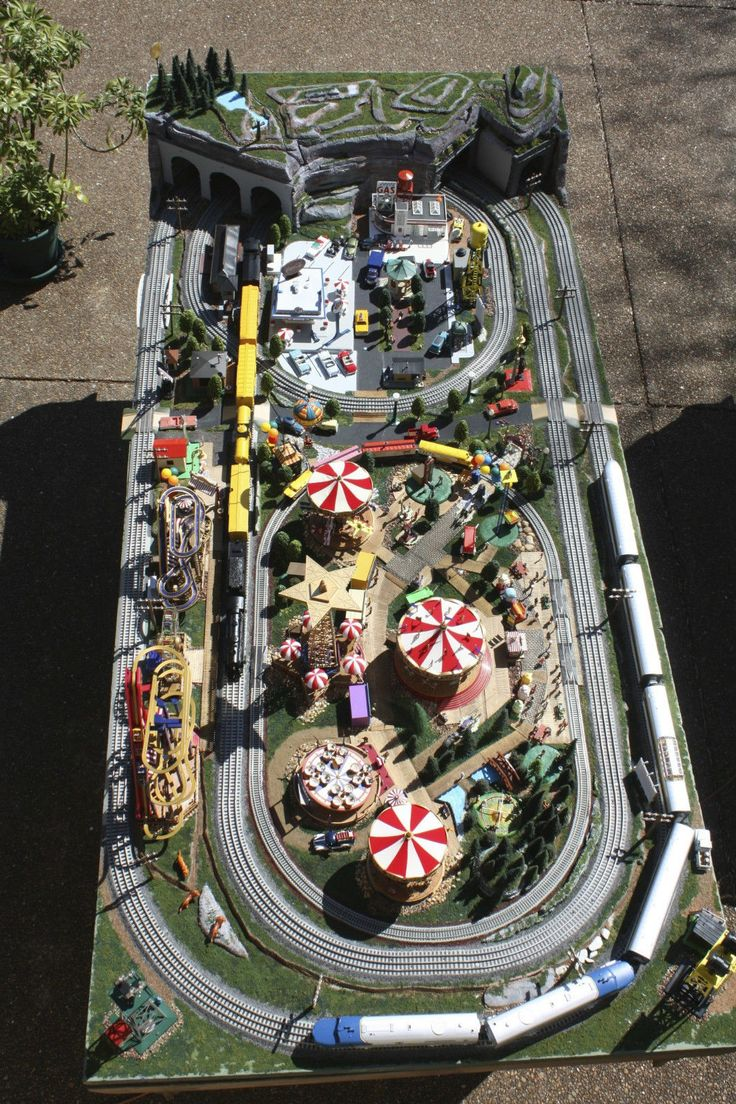 Details about O-SCALE 5.5' x 12' PORTABLE