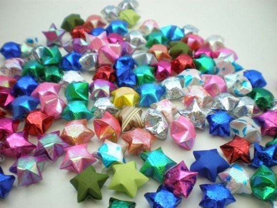 1000+ images about Puffy Paper Stars!! on Pinterest | Jars ... - photo#8