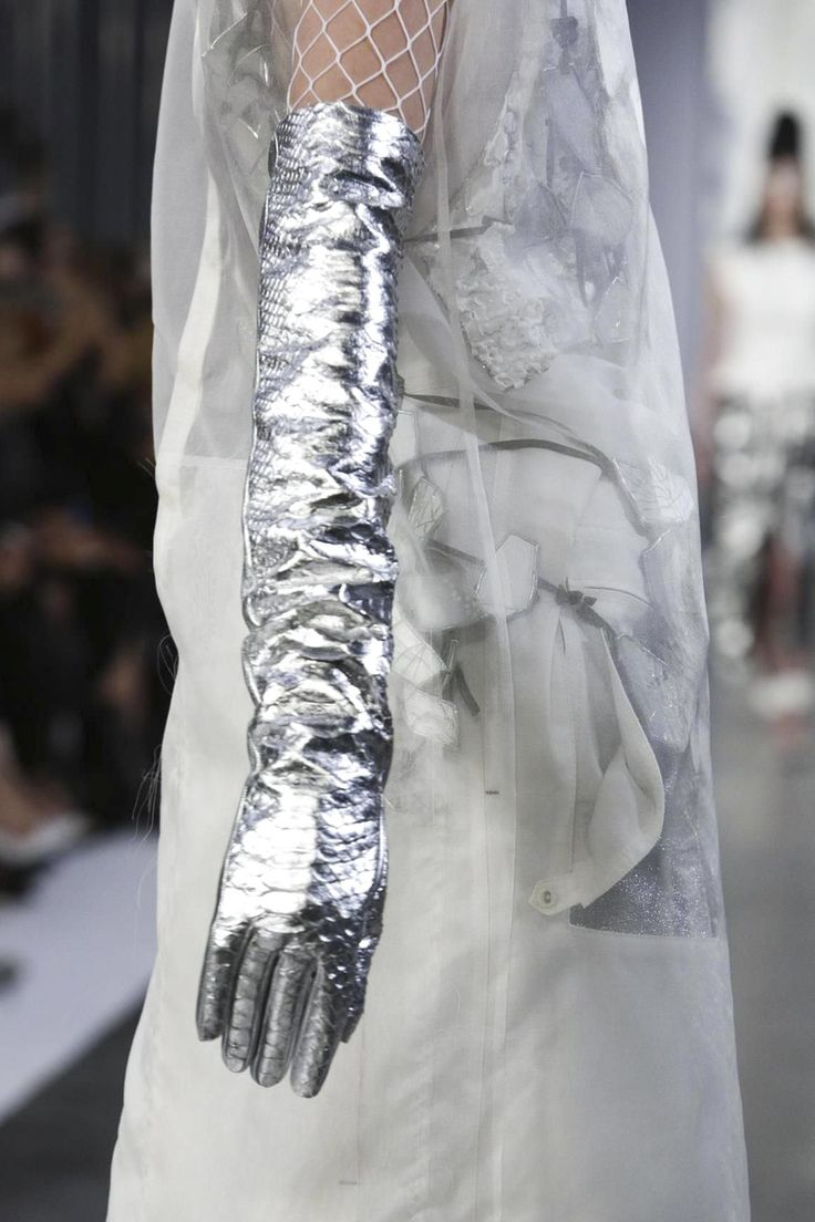Maison Margiela Fahion Show Ready to Wear Collection Spring Summer 2016 in Paris