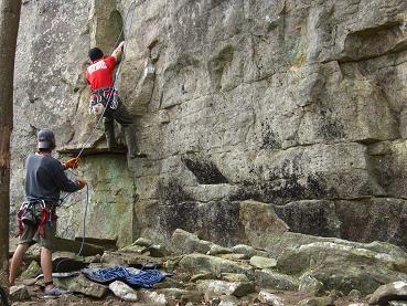 Basic Rock Climbing Techniques