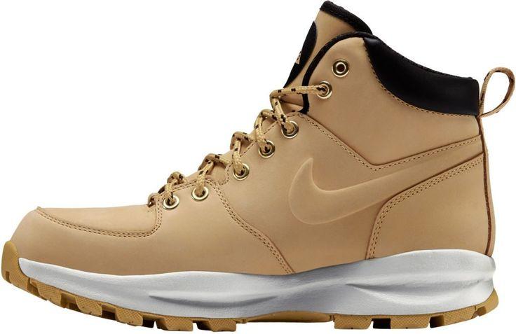 #Nike #Manoa #Schnürstiefel #Herren #braun