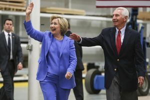 Report: Steve Beshear considered for cabinet post