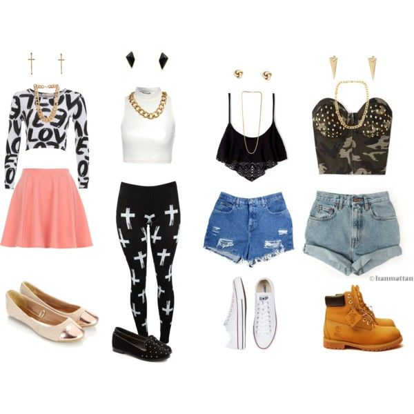 Dope outfit for this summer - Polyvore | Fashion | Pinterest