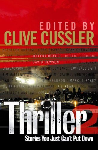 """Thriller No. 2"" av KATHLEEN ANTRIM  'A Book recommended by an Author you love' Clive Cussler"