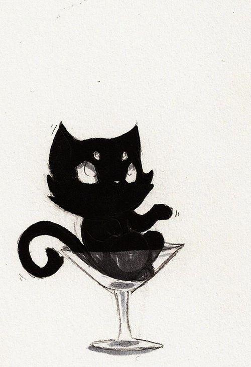 Black Cat Adkami