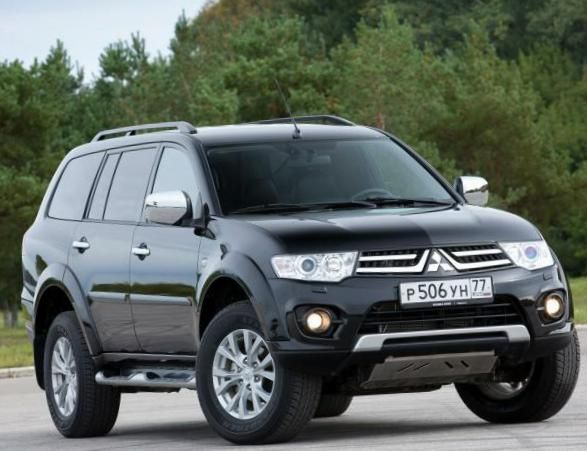 Mitsubishi Pajero Sport approved - http://autotras.com