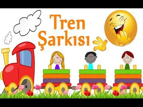 TREN ŞARKISI okul öncesi çocuk şarkıları sesleri taklit etme etkinliği. - YouTube