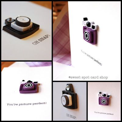 The Sweet Spot - camera - quilled