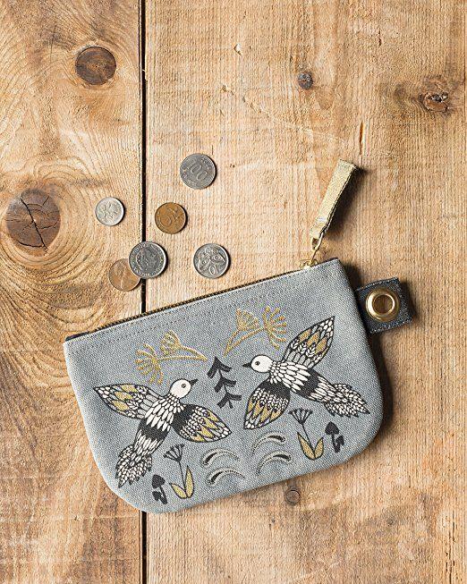 Amazon.com: Danica Studio Zipper Pouch, Small,  Retreat: Home & Kitchen