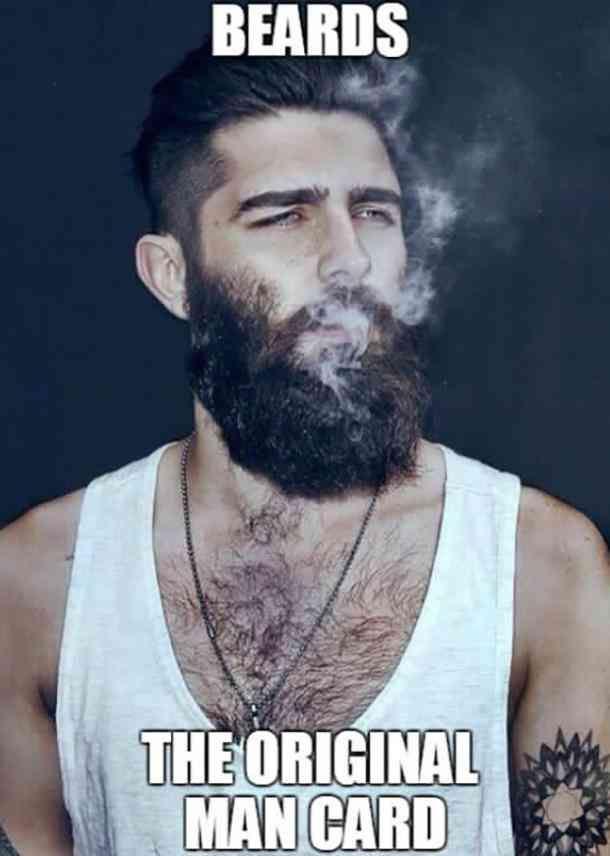 40 Funny Beard Memes Hottest Celebrity Beards To Celebrate National Beard Day Beard Memes Beard Humor Funny Beard Memes