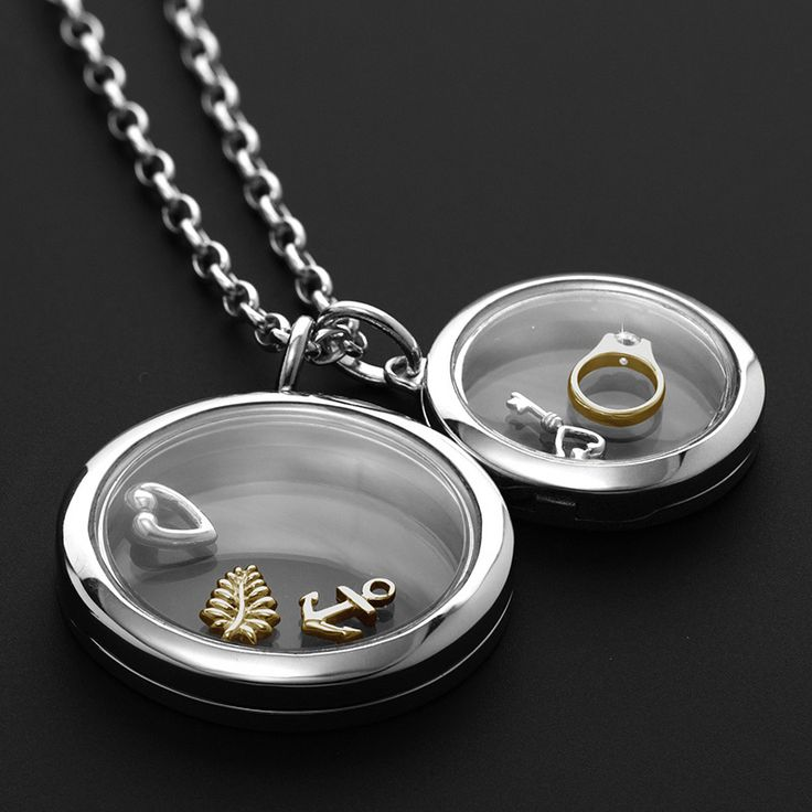 Classic and Sleek. Stow away precious charms that hold a special place in your heart.