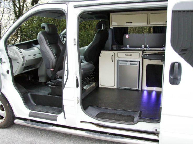 Vauxhall Vivaro Sportive Lwb Camper Day Surf Van
