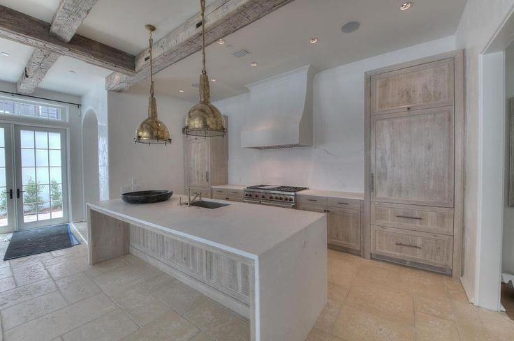 Rosemary Beach cottage kitchen