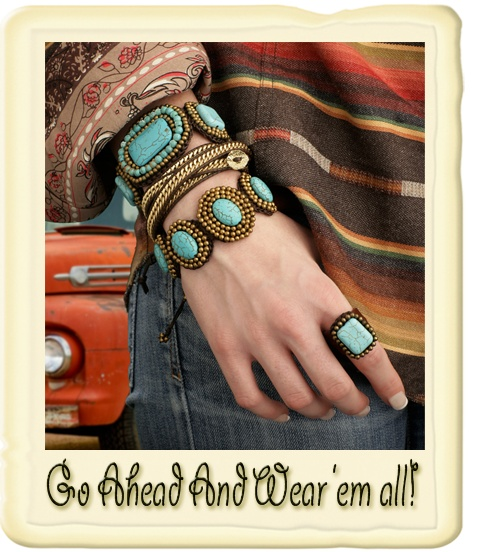 Cowgirl Semi Cheap Chic Jewelry from Smith and Western