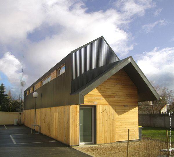9 best Maisons en bois images on Pinterest Wooden houses