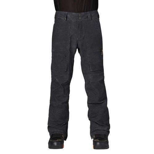 Vêtements De Ski, Snowboard Pantalons Quiksilver Dark And Stormy  Pantalon Ski Homme