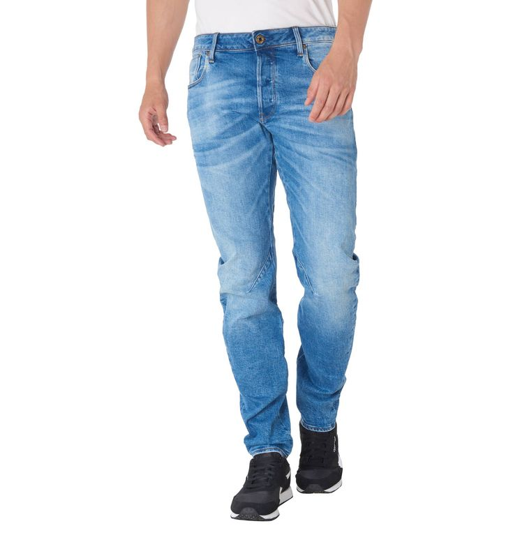G-Star RAW Jeans, Slim Fit, Waschung