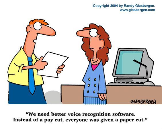 Tech Cartoons Computer Cartoons Office Technology