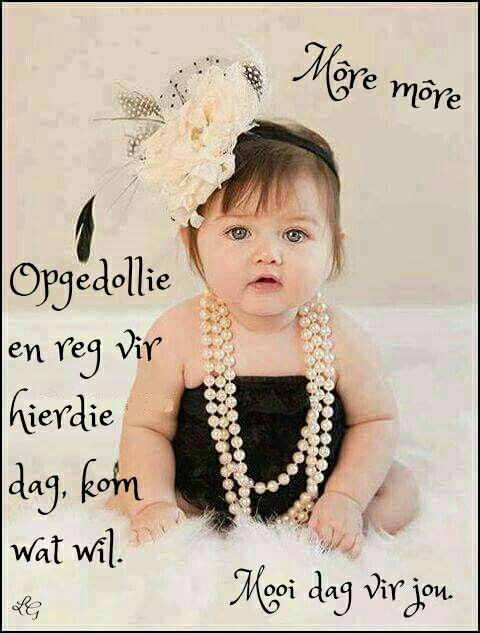 Opgedollie... #Afrikaans