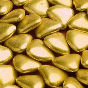 Gold Heart Chocolates sent to Connecticut, United States