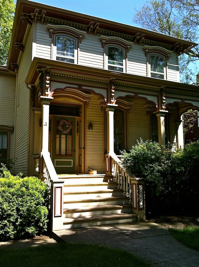 20 best images about arch style italianate on pinterest for Italianate victorian house plans