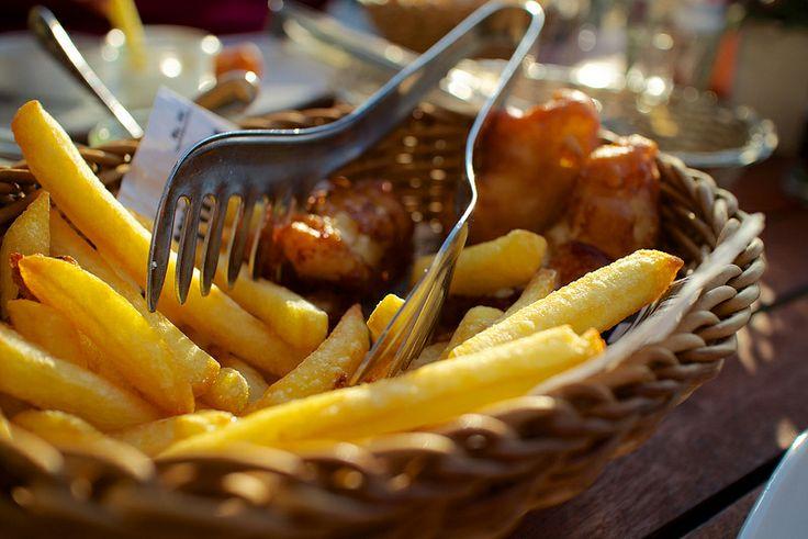 Rostock – Yachthafen Hohe Düne – Fish & Chips