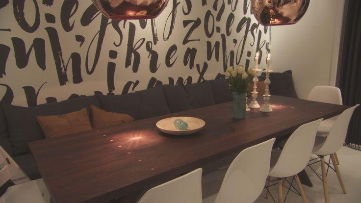 Bolig Gressvik - Superoppusserne - TV3 -Spisestue