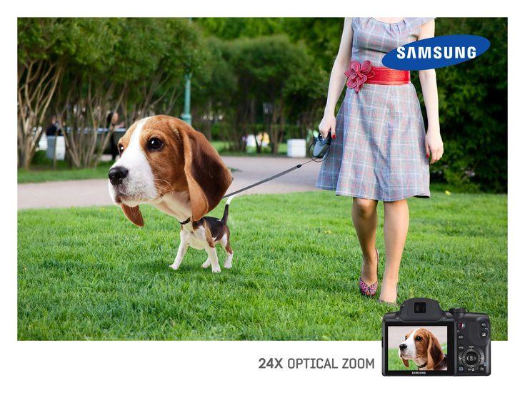 Publicidad Creativa Samsung