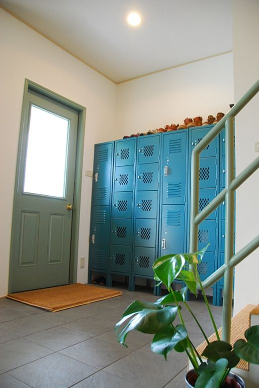 LYON LOCKER / PACIFIC FURNITURE SERVICE - 家具 TABROOM(タブルーム) LYON社のスチールロッカー