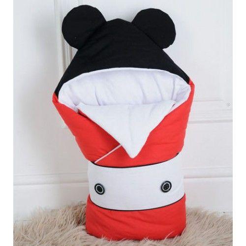 Конверт-кокон на выписку Микки Маус | Товары для новорожденных, одежда для детей, игрушки. Купить в Украине