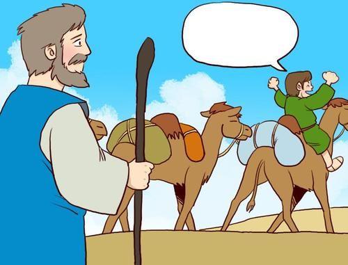 La parabole du fils prodigue (visuels)