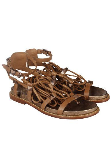 ASH Ash Magnum Gladiator Sandals. #ash #shoes #sandals