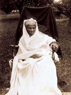 Harriet Tubman.  Her bravery and intolerance to injustice.