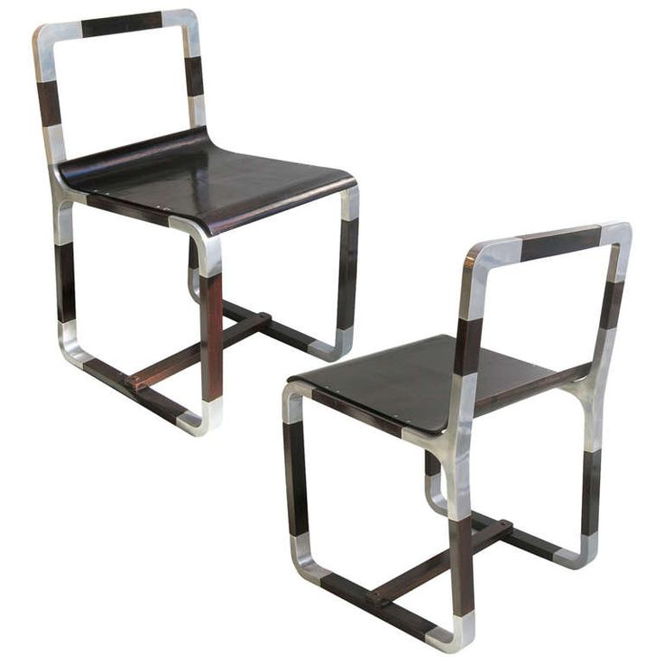 2 Important Side Chairs by Guiseppe Pagano | From a unique collection of antique and modern side chairs at http://www.1stdibs.com/furniture/seating/side-chairs/
