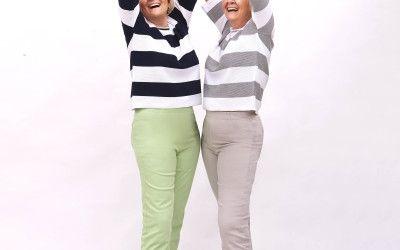 Pantaloni a vita alta. www.ielpomilano.com