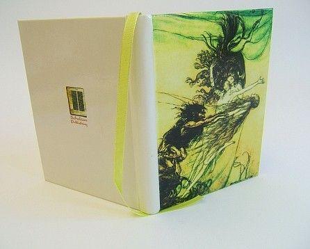 Zaloty Alberyka - Hand Made, nasz wyrób na wasze zamówienie | klar rare bookbinding