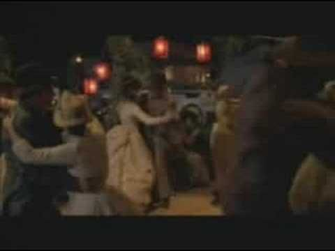 back to the future dancing scene