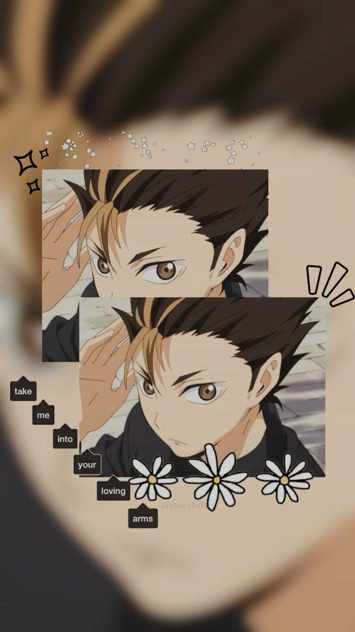 Pin By A I N S L E Y On Haikyuu Haikyuu Wallpaper Haikyuu Anime Cute Anime Wallpaper