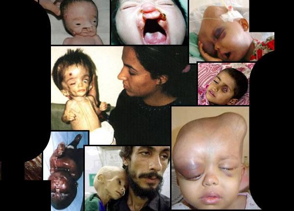 Depleted Uranium: a crime against humanity which may rank with the ...