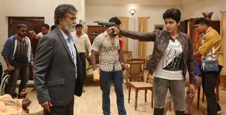 awesome Rajinikanth starrer Kabali movie stills
