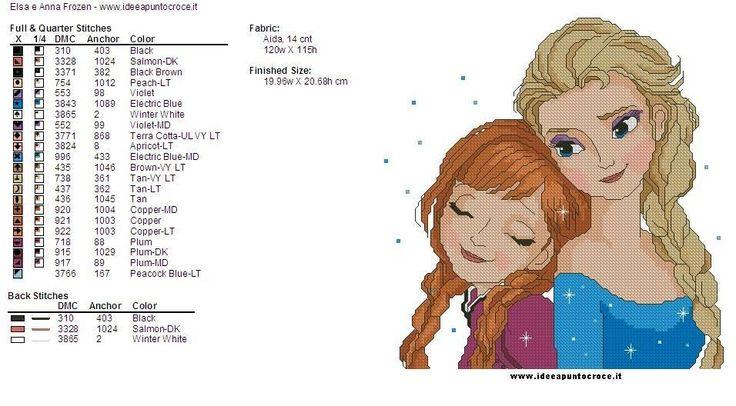 Anna & Elsa 2 of 2