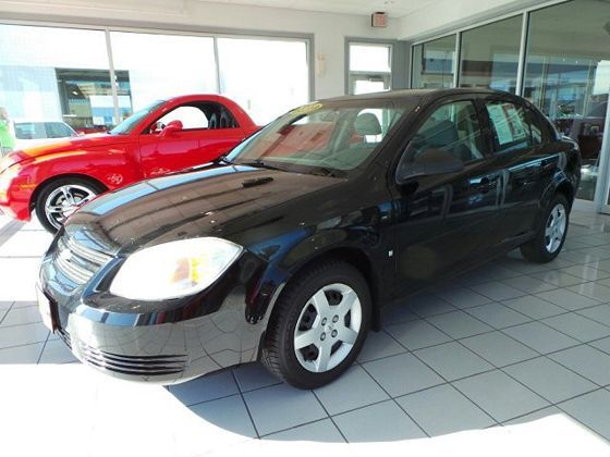 1G1AK55F777175767 | 2007 Chevrolet Cobalt LS in Sioux City, IA Image 1