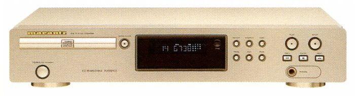 Marantz CD4000 (March 2000)