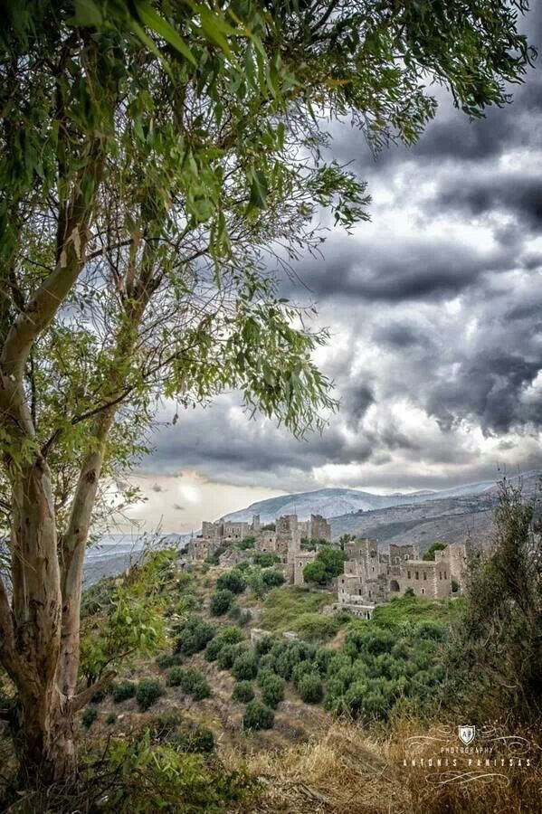 Mani Peloponnesos Greece